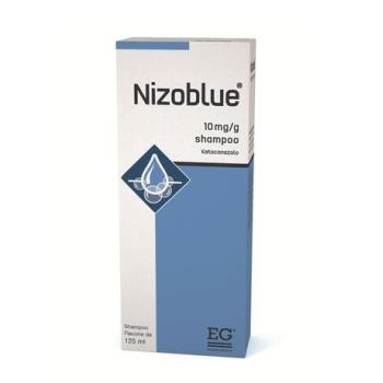 nizoblue shampoo 125ml 10mg/g
