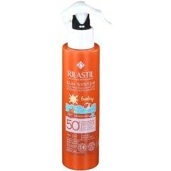 Rilastil Sun System  Spray Vapo Baby Fluido SPF50+ 200 ML