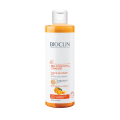 bioclin bio essential orange shampoo capelli normali cute sensibile 400ml