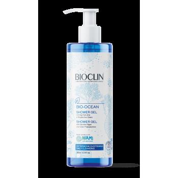 bioclin bio ocean shower gel detergente corpo delicato uso frequente 390ml