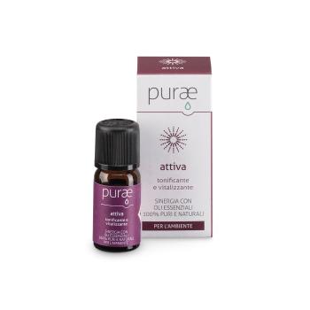 purae sinergia con oli essenziali attiva 10ml
