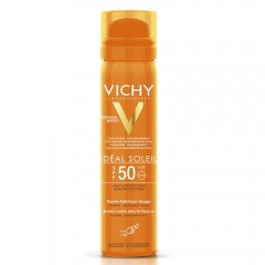 Vichy Capital Ideal Soleil Spray Solare Viso Invisibile SPF50 75ML