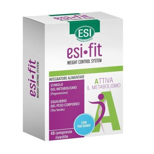 ESI FIT Attiva Con The' Verde 48 Compresse