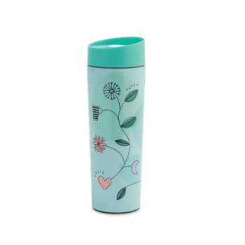 neavita thermos acciaio click and drink tisana to go 360ml