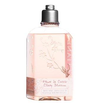 l'occitane gel doccia fleurs de cerisier fiori di ciliegio 250ml