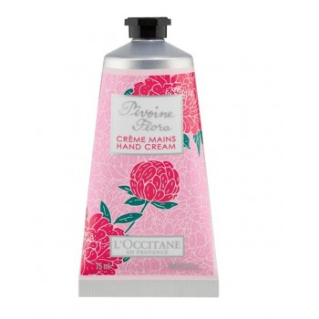 l'occitane crema mani peonia flora 75ml