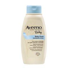 Aveeno Baby Fluid Detergente Corpo 500 ml