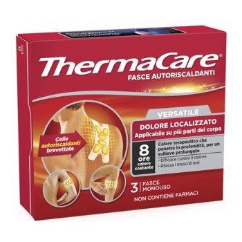 thermacare fasce autoriscaldanti versatile 3 pezzi