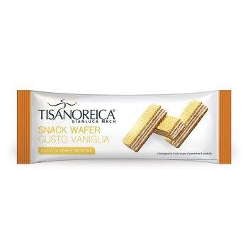 tisanoreica snack wafer vaniglia 42g