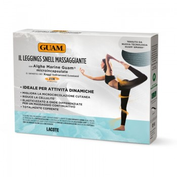 guam leggings snell massaggiante s/m ( 42 / 44 )
