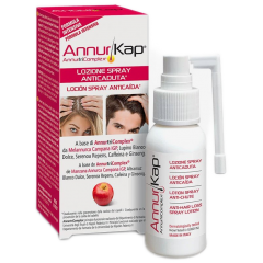 ANNURKAP LOZIONE SPRAY ANTICADUTA 50ML