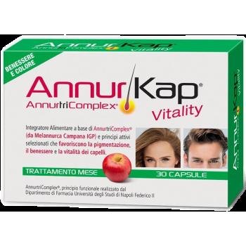annurkap vitality 30 capsule