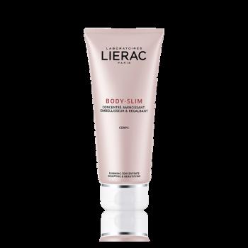 lierac body-slim concentrato riducente tonificante e sublimante 200ml