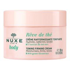 nuxe reve de the toning firming cream crema rassodante tonificante 200 ml