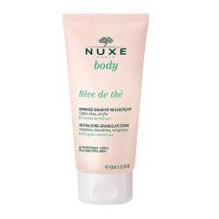 nuxe reve de the revitalising granita scrub esfoliante rigenerante 150 ml