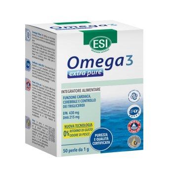 esi omega 3 extra pure 50 perle