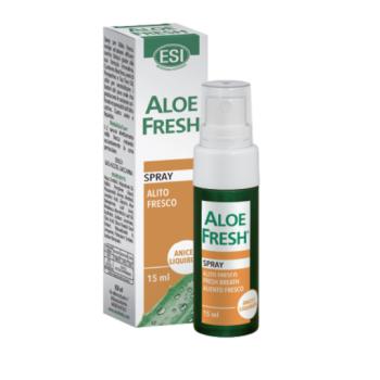 esi aloe fresh spray alito fresco anice e liquirizia 15ml