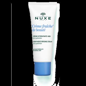 nuxe crème fraîche de beauté crema idratante viso pelle normale 30ml
