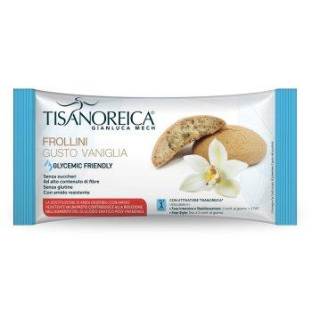 tisanoreica frollini glycemic friendly gusto vaniglia 50g
