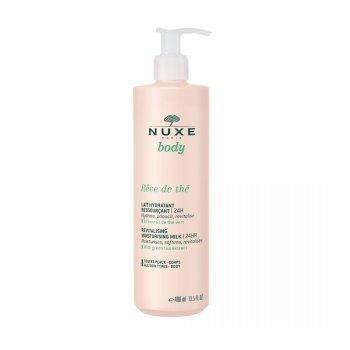 nuxe reve de the revitalising moisturizing lozione idratante rivitalizzante 400 ml