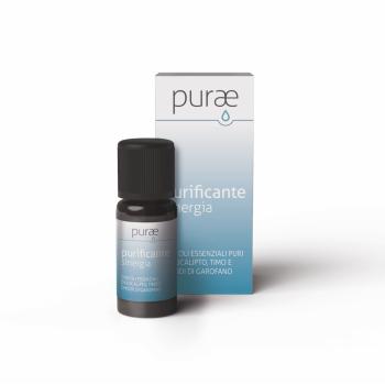 purae sinergia con oli essenziali purificante 10 ml