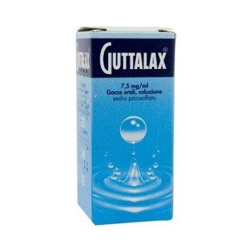 guttalax gocce orali 15ml 7,5mg/ml