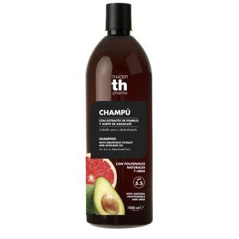 polifenoli naturali e urea shampoo pompelmo avocado 1000ml