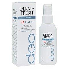 Dermafresh Alfa Pelle Allergica Deodorante Latte Spray No Gas 100 ml