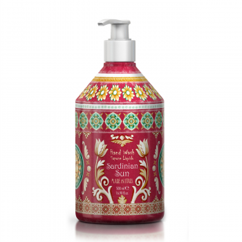 maioliche sapone liquido sardinian sun 500ml