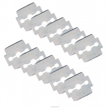 noksan ricambi lame tagliacalli 10 pezzi