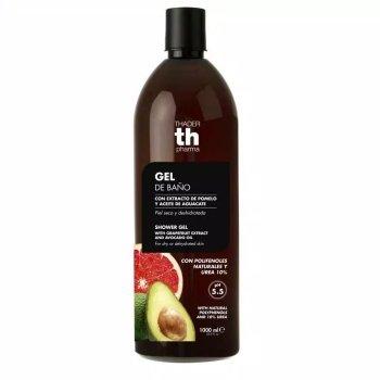 polifenoli naturali e urea gel doccia pompelmo avocado 1000ml