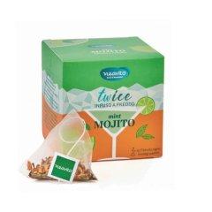 Neavita Twice Infuso a Freddo Mint Mojito 15 Filtroscrigno
