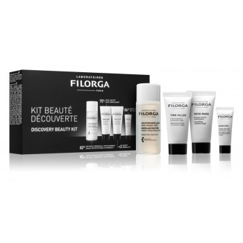 filorga discovery beauty kit - trousse 4 prodotti
