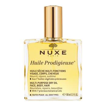 nuxe huile prodigieuse olio secco viso corpo capelli multifunzione 100 ml