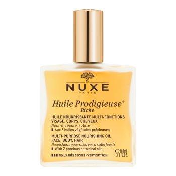 nuxe huile prodigieuse riche olio secco multifunzione ricco 100 ml
