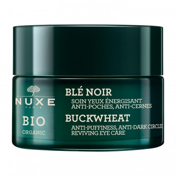 nuxe bio organic ble' noir trattamento occhi anti-borse e anti-occhiaie 15 ml