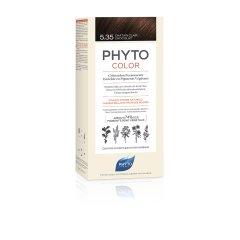 phytocolor colorazione permanente 5.35 castano chiaro cioccolato
