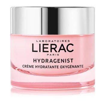 lierac hydragenist crema idratante ossigenante rimpolpante 50 ml