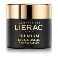 Lierac Premium La Creme Soyeuse Anti-età globale idratante opacizzante 50 ml