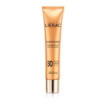 lierac sunissime lierac fluido protettivo anti-età globale viso spf30 protezione solare alta 40 ml