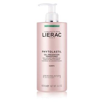 lierac phytolastil gel prevenzione smagliature gravidanza - perdita di peso - pubertà 400 ml