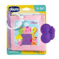 CHICCO Gioco Baby Sense Libro Fantastiche Forme