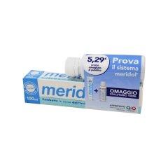 Meridol Special Pack Dentifricio 100ml + Collutorio 100ml