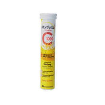 multivitamix vitamina c 1000 20 compresse effervescenti