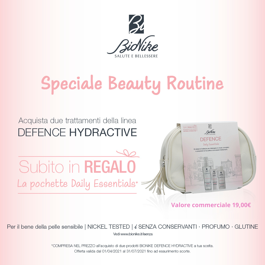 Bionike defence hydractive