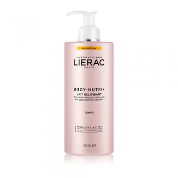 lierac body nutri+ lait relipidante e nutriente 400ml