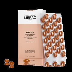 lierac arkeskin confort e bellezza della pelle 60 capsule