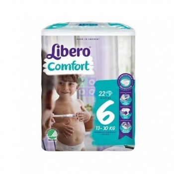 libero comfort 6 - 13-20kg 22 pannolini