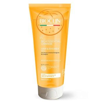 bioclin bio essential orange shampoo capelli normali cute sensibile 200ml