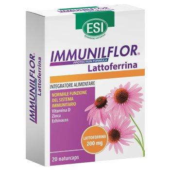 immunilflor lattoferrina 200 mg 20 naturcaps